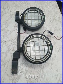 Range Rover p38 spot lights