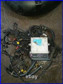 Range rover p38 4.0 4.6 Thor V8 Gas Conversion Kit