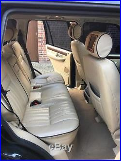 Range rover p38 car 4.6 Vogue