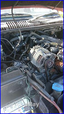 Range rover p38 car spares or repairs
