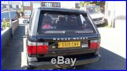 Range rover p38 diesel automatic
