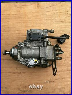 Range rover p38 diesel pump