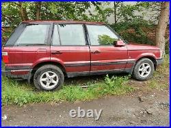 Range rover p38 diesel year 2000