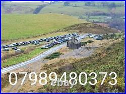 Range rover p38 picnic tables