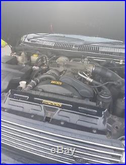 Range rover p38 vogue 4.6 v8 black lpg gas converted