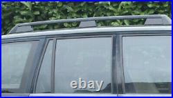 Rare Genuine Range Rover P38 Roof Rails