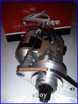 Rover P6 + Sd1 3.5 V8 Genuine Powerlite Uprated High Torque Starter Motor