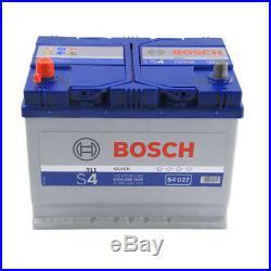 S4027 S4 069 Car Battery 4 Years Warranty 70Ah 630cca 12V Electrical By Bosch