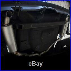 Stainless Cat Back Exhaust System For Land Range Rover Mk2 P38 4.0 4.6 V8 2.5 Td