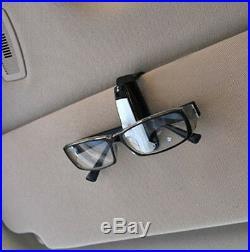 Sun Visor Sunglasses Eye Glasses Card Pen Holder Clip Car Vehicle Accessory 1PCS