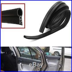 Universal 3M O U Channel Edge Edging Trim Seal Strip Car Door Edge Protector