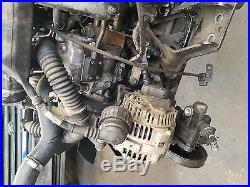 VGC Range Rover P38 2.5 Diesel Engine Complete With Ancillaries & Fuel Pump