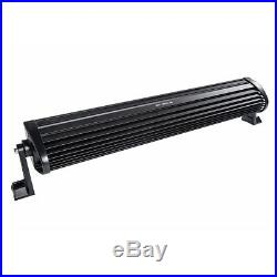 WOW 120W 22 LED Roof Lights Bar for Offroad Driving Car Truck SUV 4WD Lamp
